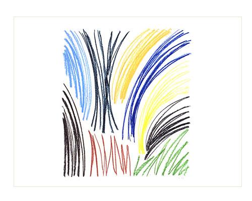 Pastel 1, 1994, 37 x 45 cm